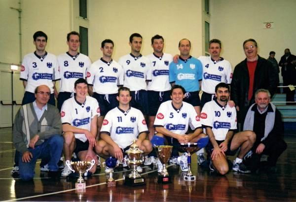 1° posto Coppa Regione