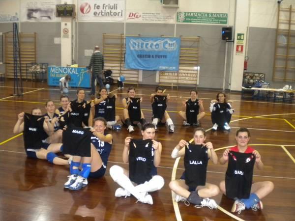 Menokal - 2009/2010 - festa promozione