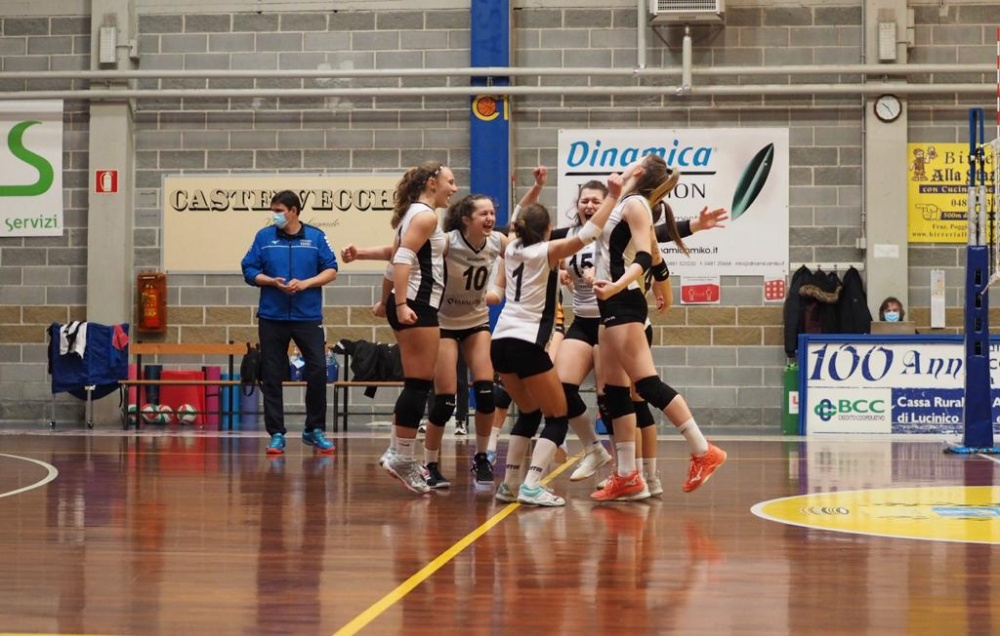 Villadies Ravel Power esulta per la prima vittoria stagionale