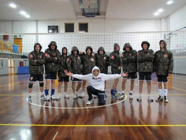 Antea Vivil Volley 2011/2012