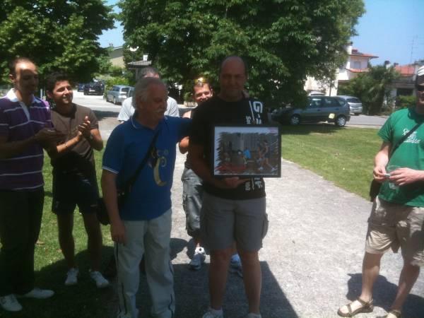 Premiazione alla carriera: Maurizio Stabile