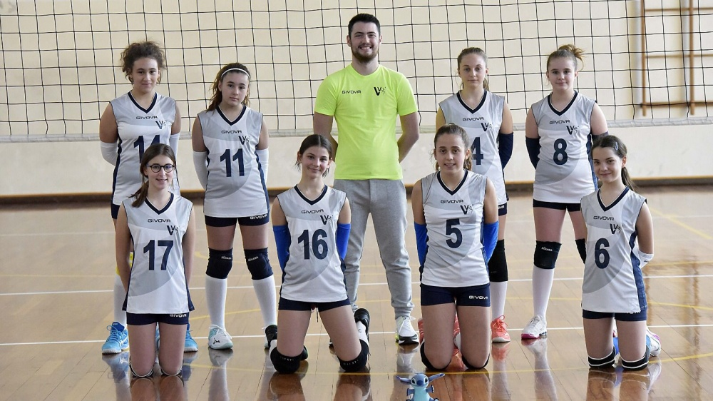 Under 13 Vivilvolley Farmacia S. Maria