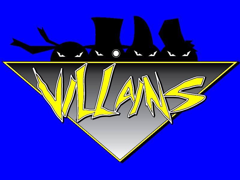 Logo Villains